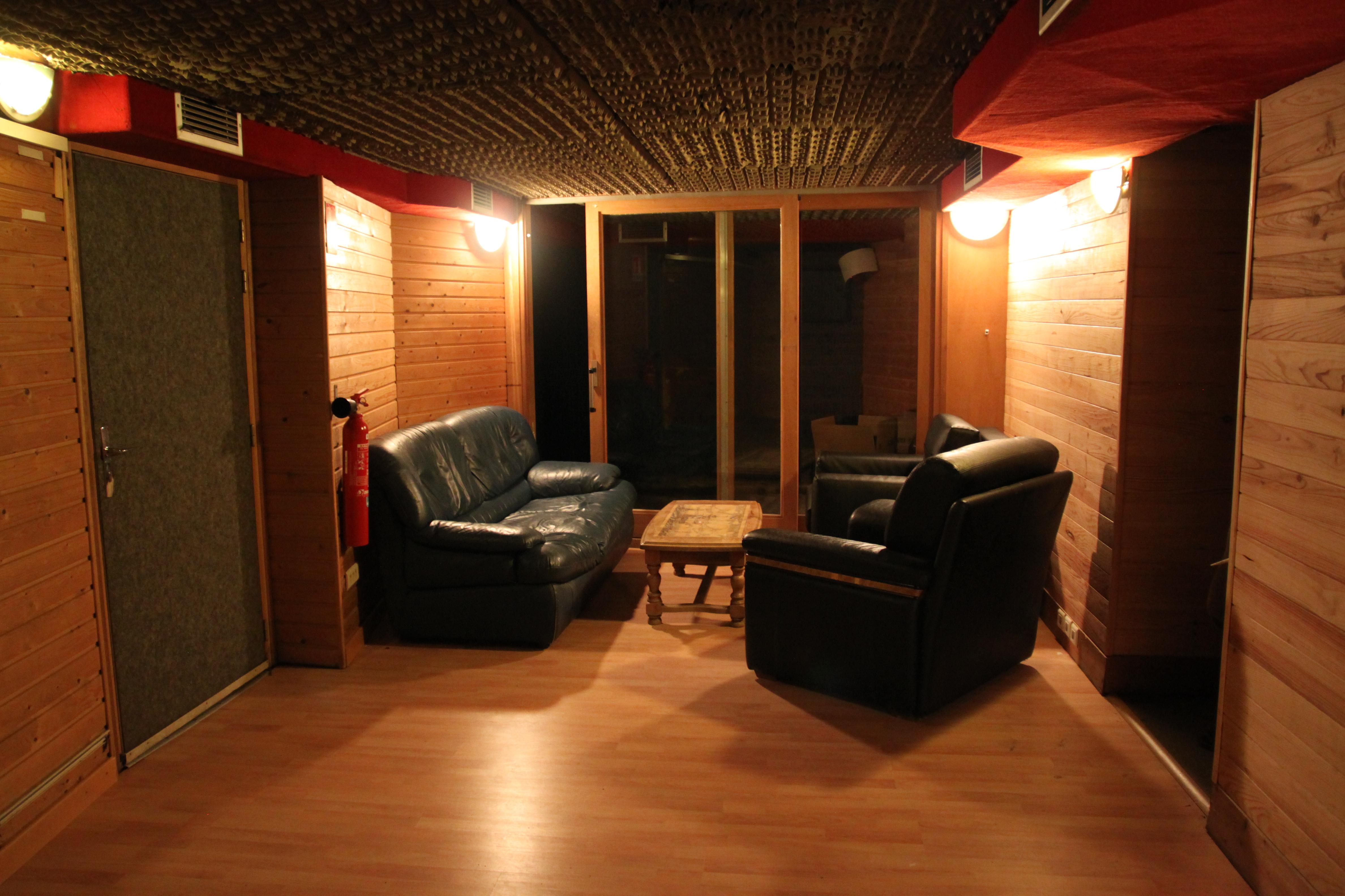 Studio de répétition Grenoble